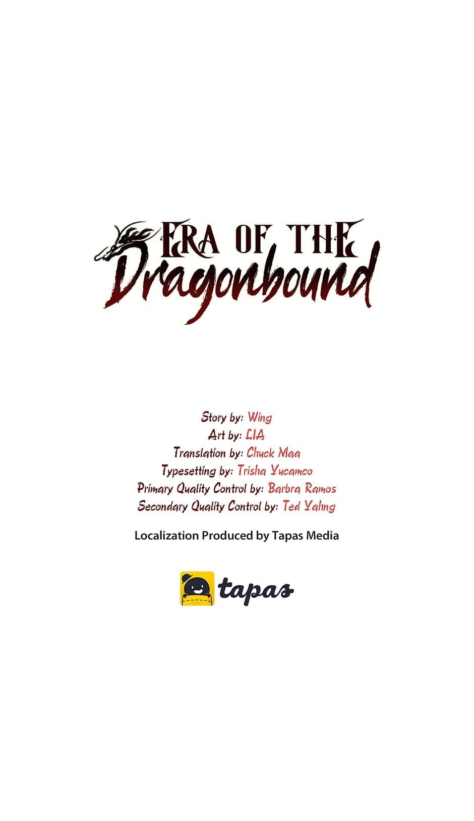 Era Of The Dragonbound - chapter 35 - #1