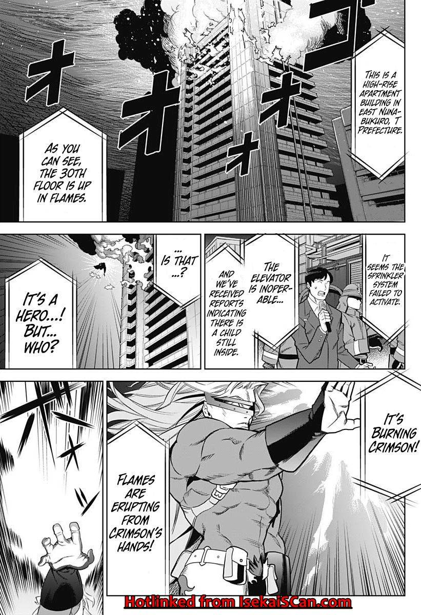 Evil heroes - chapter 2 - #2