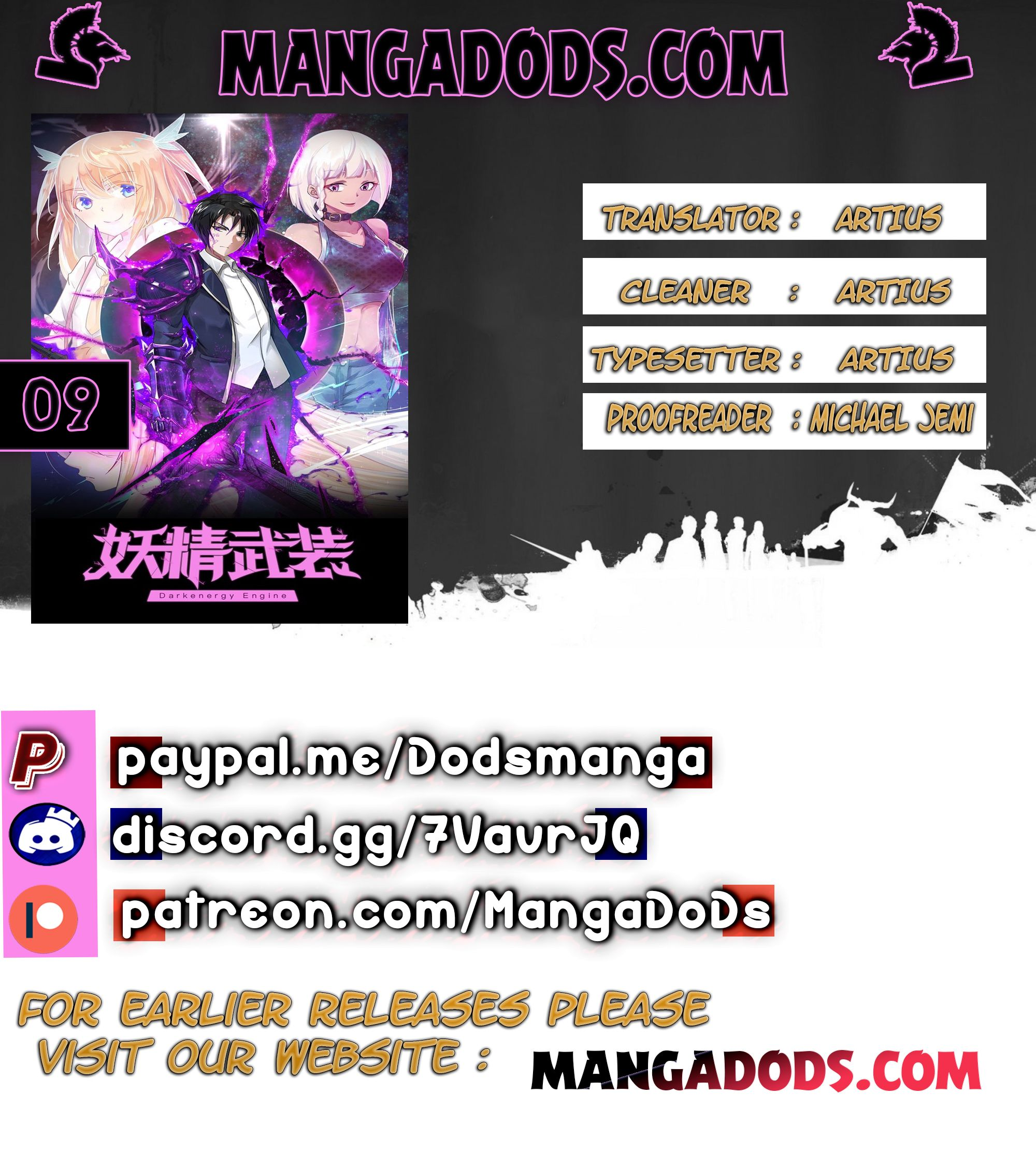 Fairy's Armament - chapter 9 - #1