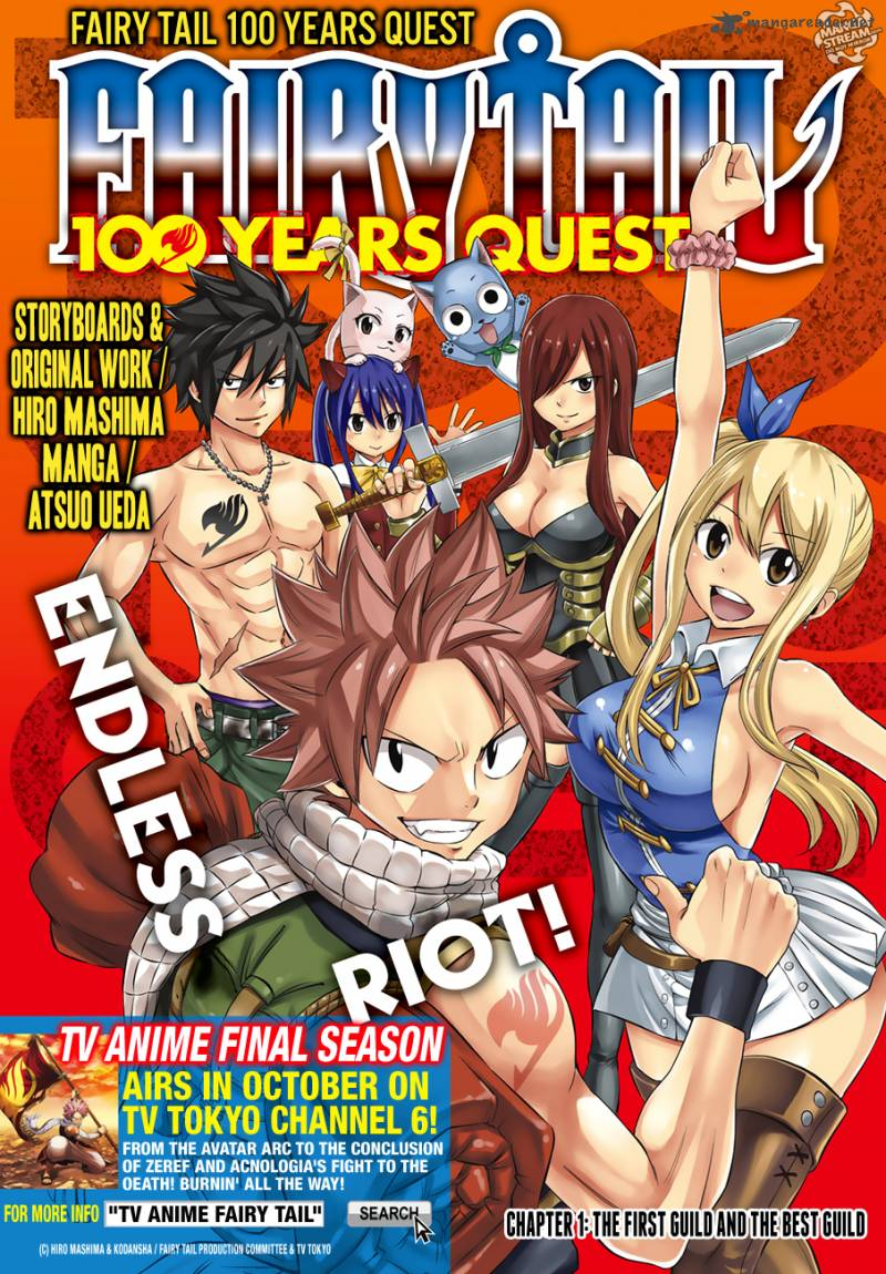 Fairy Tail: 100 Years Quest - chapter 1 - #2