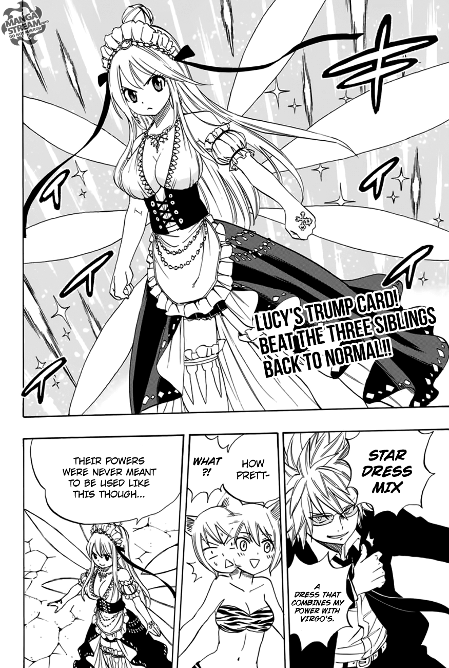 Fairy Tail 100 Years Quest - chapter 32 - #3