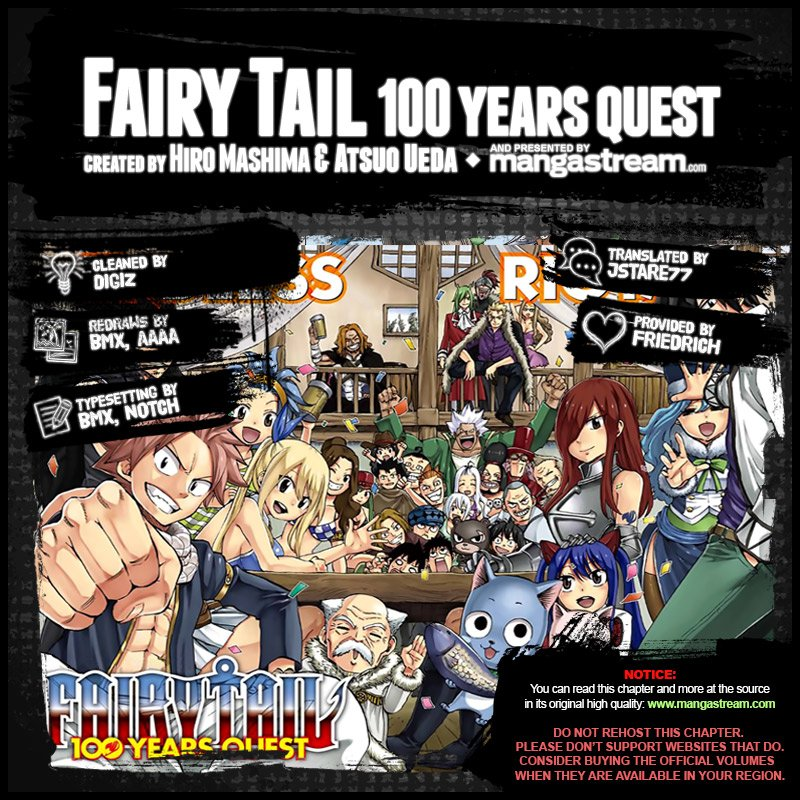 Fairy Tail 100 Years Quest - chapter 34 - #2