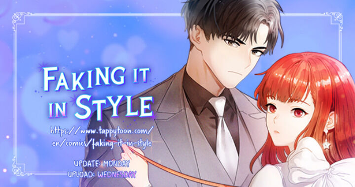 Faking It In Style - chapter 8 - #1