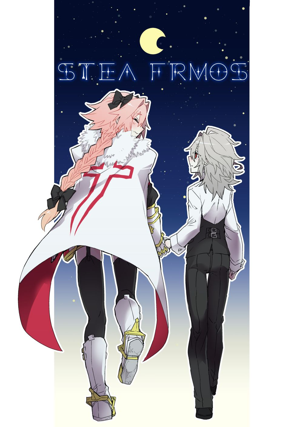 Fate/Apocrypha - STEA FRMOS (Doujinshi) - chapter 1 - #1