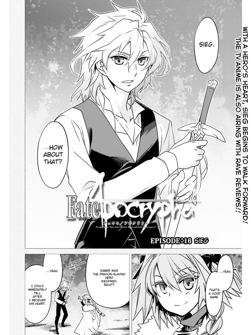 Fate/Apocrypha - chapter 16 - #2