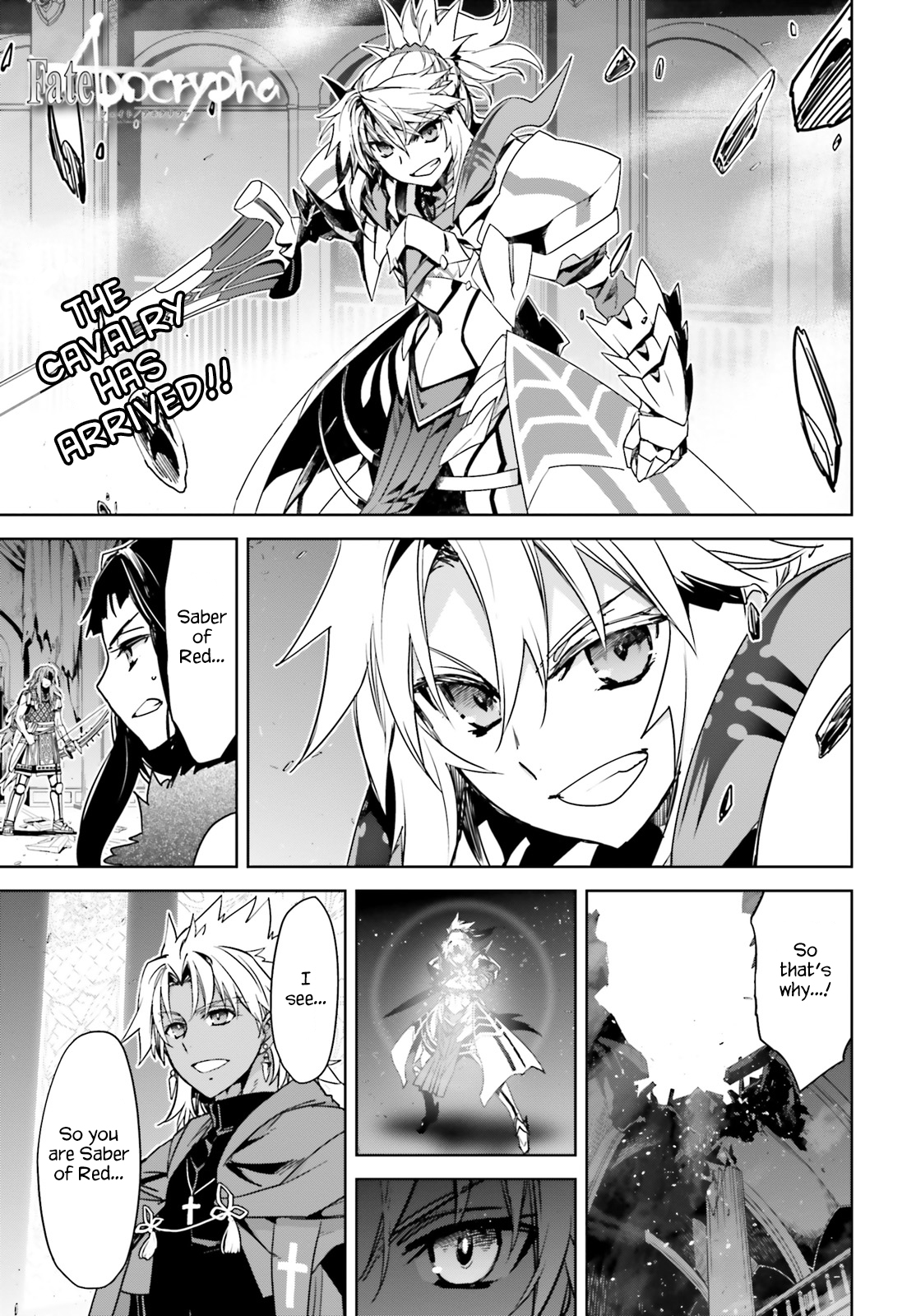 Fate/Apocrypha - chapter 33 - #1