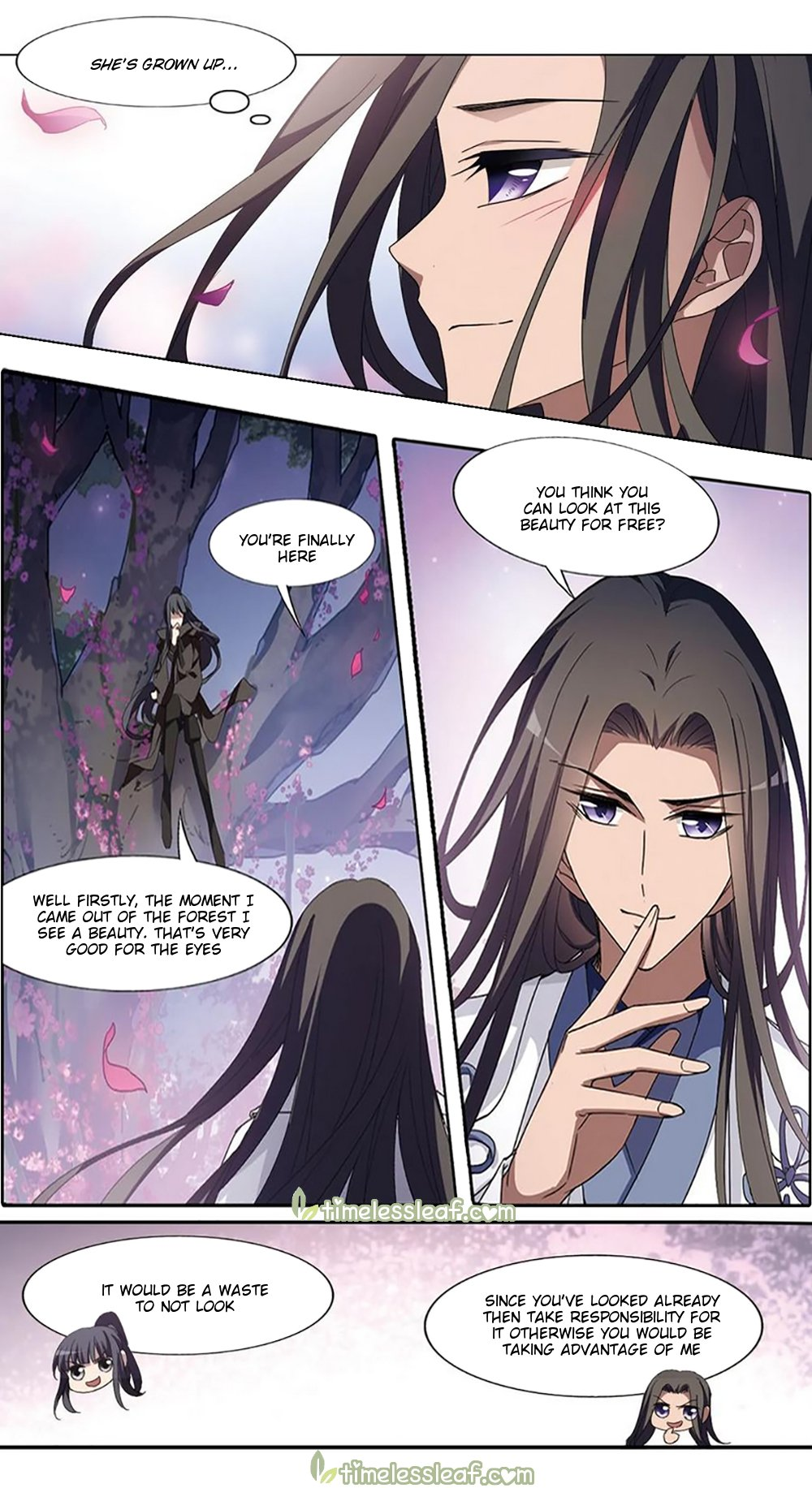 Feng ni Tian Xia - chapter 158.4 - #2