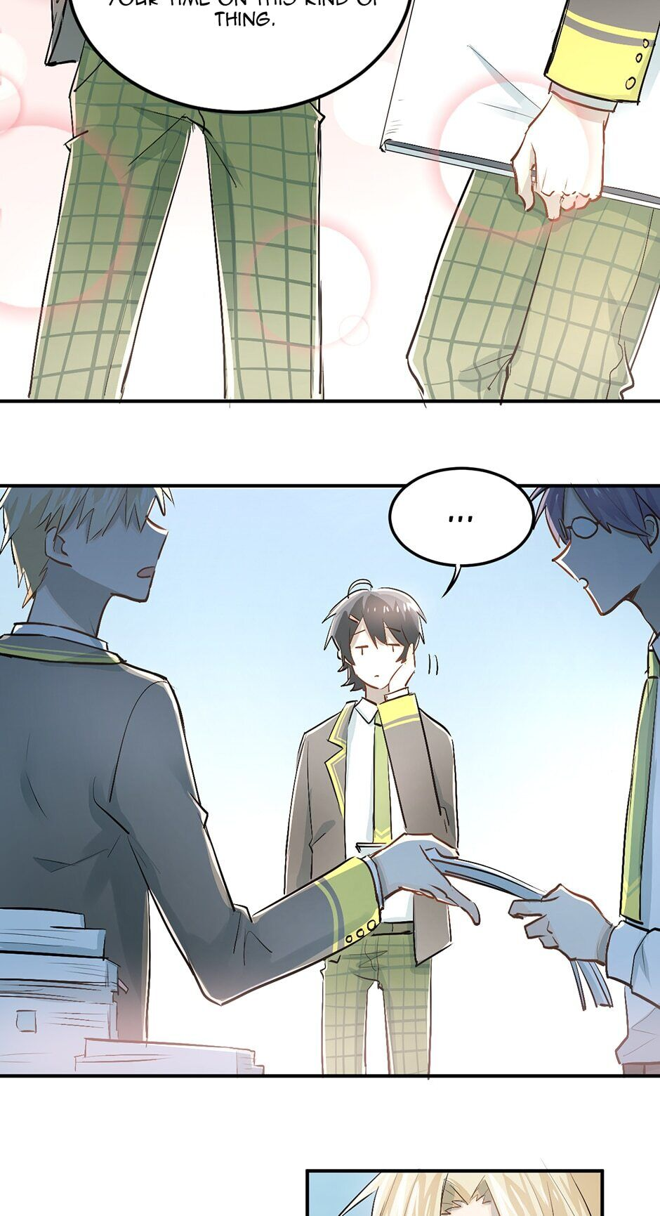 Fighting For Love - chapter 21 - #3