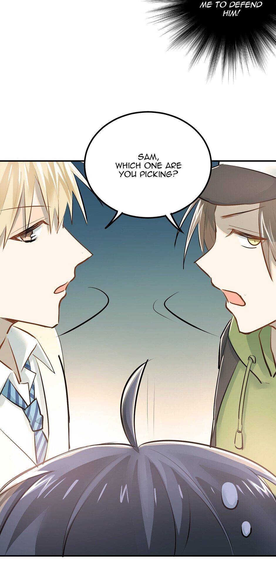 Fighting For Love - chapter 25 - #3