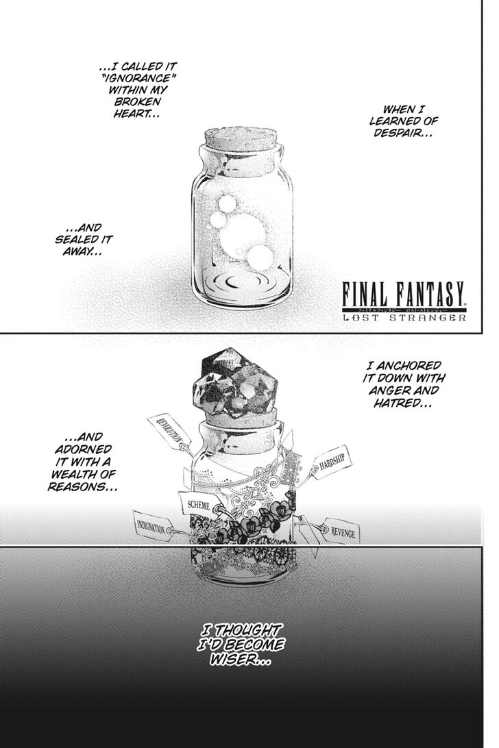 Final Fantasy: Lost Stranger - chapter 18 - #2