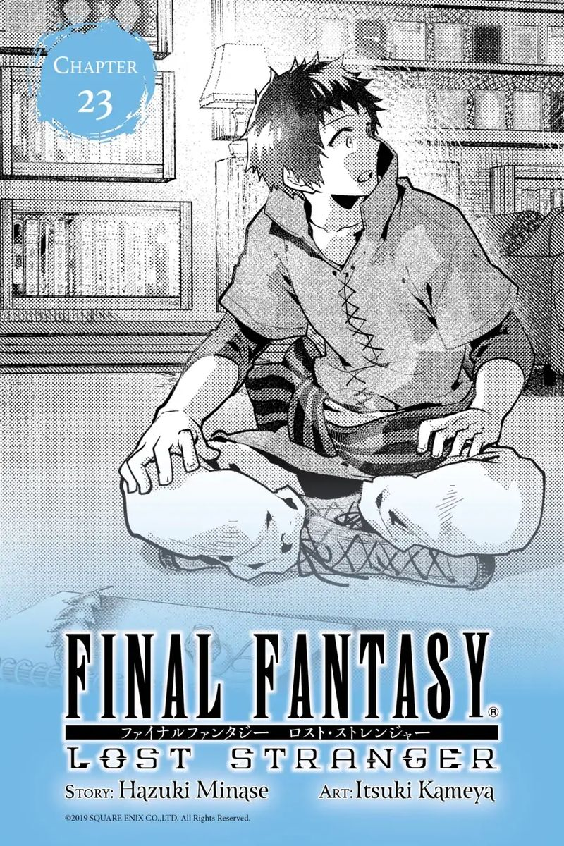 Final Fantasy: Lost Stranger - chapter 23 - #1