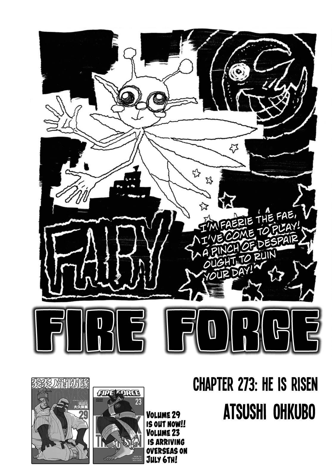 Fire Brigade of Flames - chapter 273 - #1