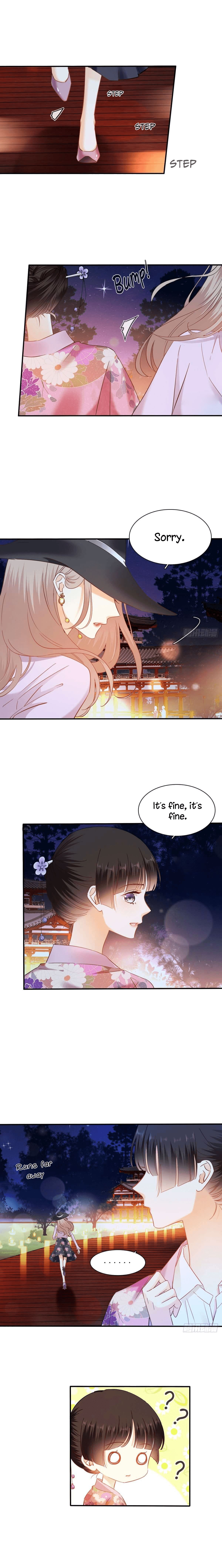 Flying Over a Thousand Mountains to Love You - chapter 81 - #3