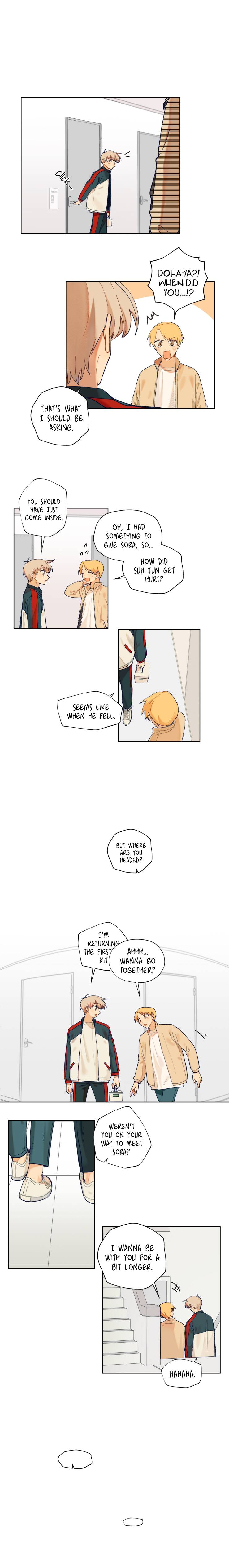 For you 99% - chapter 9 - #2
