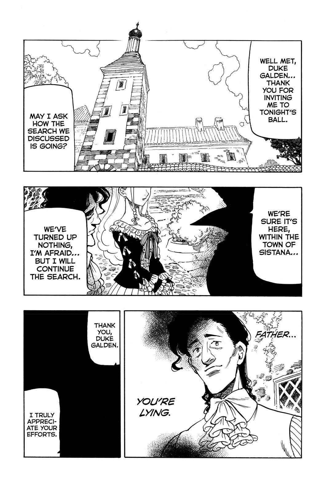 Four Knights Of The Apocalypse - chapter 14 - #3