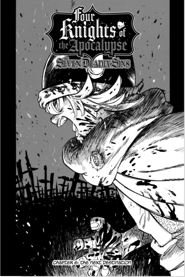 Four Knights Of The Apocalypse - chapter 6 - #1