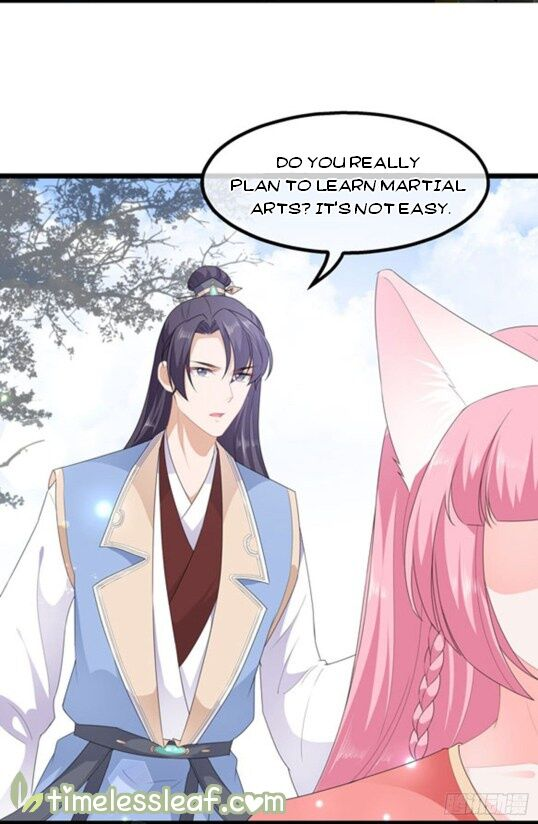 Fox Concubine, Don't Play With Fire - chapter 39 - #3