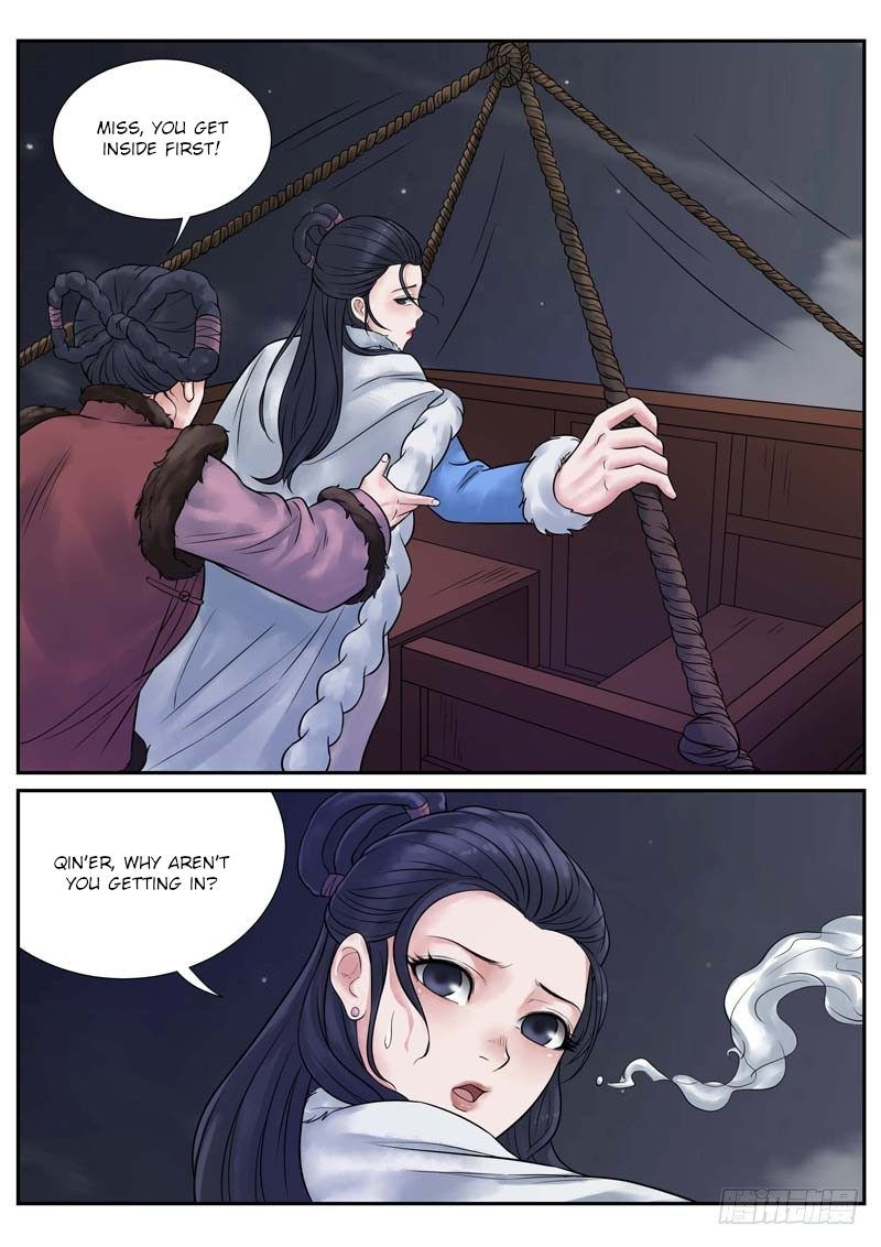 Fox Volant of the Snowy Mountain - chapter 17 - #3