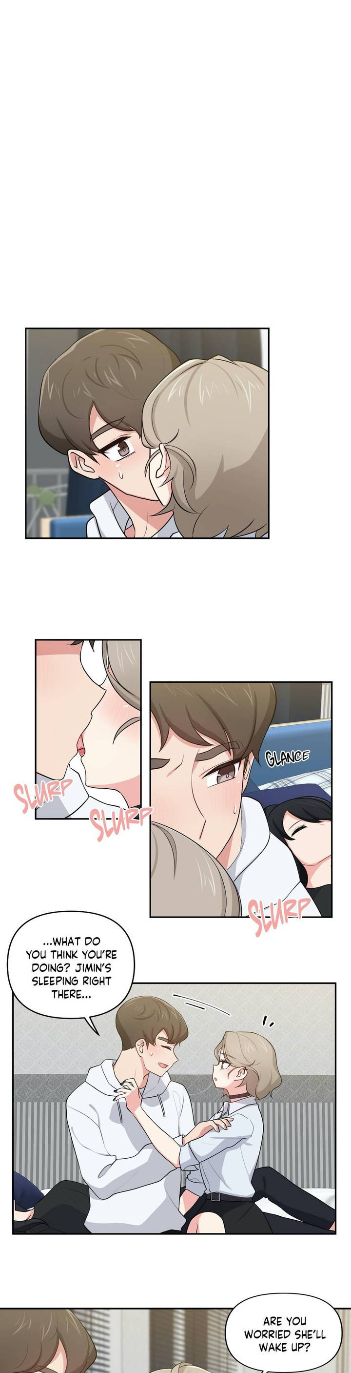 Friends or F-Buddies - chapter 18 - #1