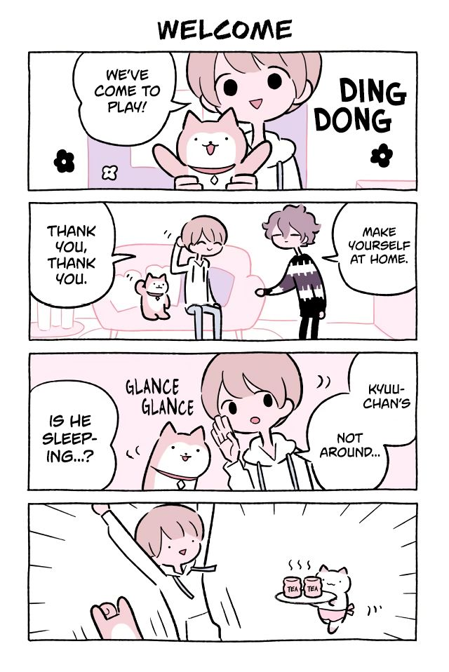 Wonder Cat Kyuu-Chan - chapter 473 - #1