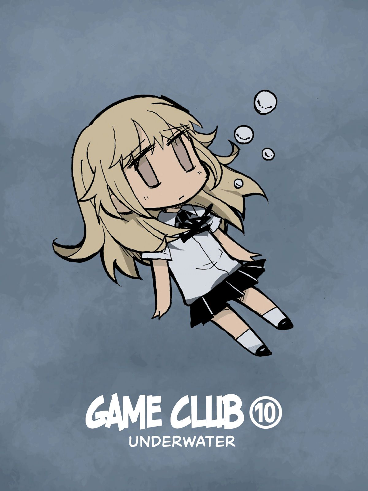 Game Club - chapter 24 - #1