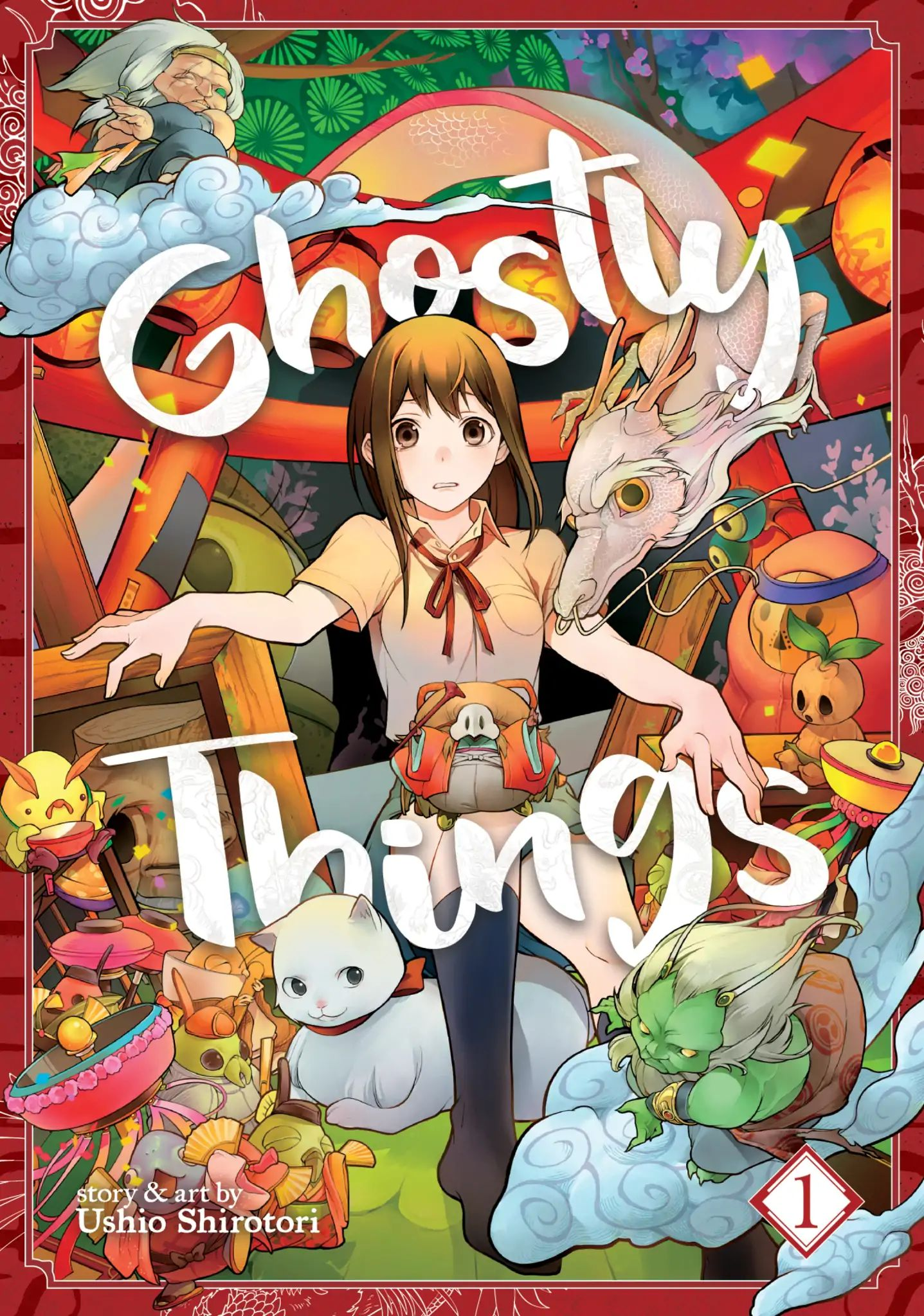 Ghostly Things - chapter 1 - #1