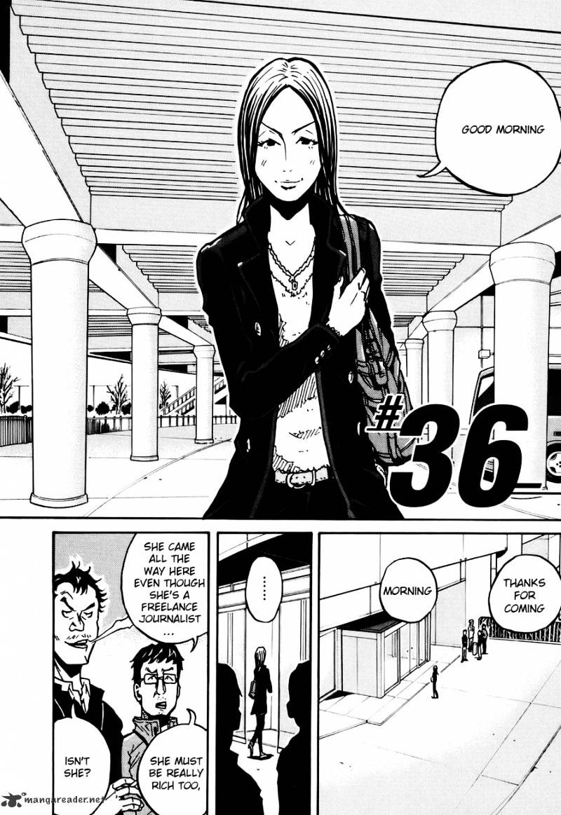 Giant Killing - chapter 36 - #2