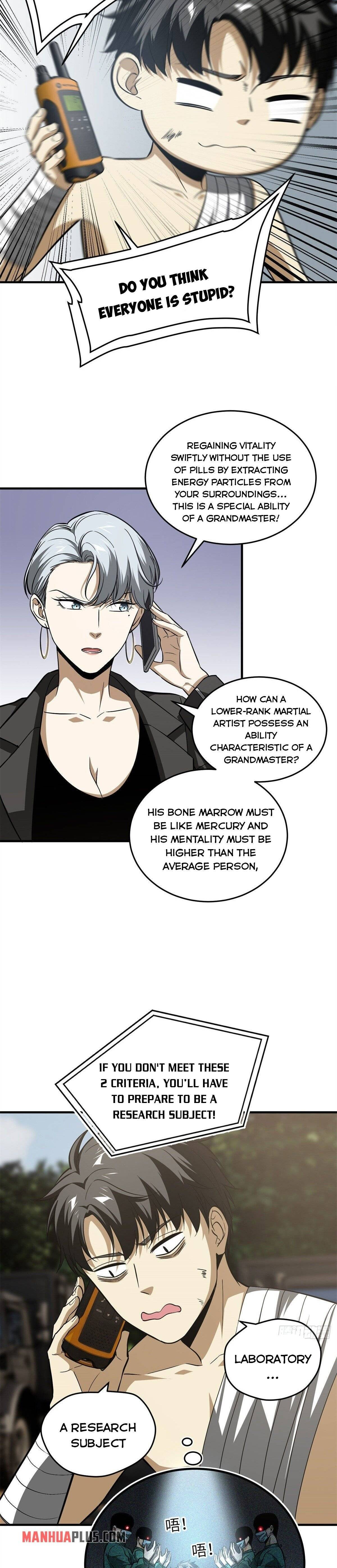 Global Martial Arts - chapter 106 - #2