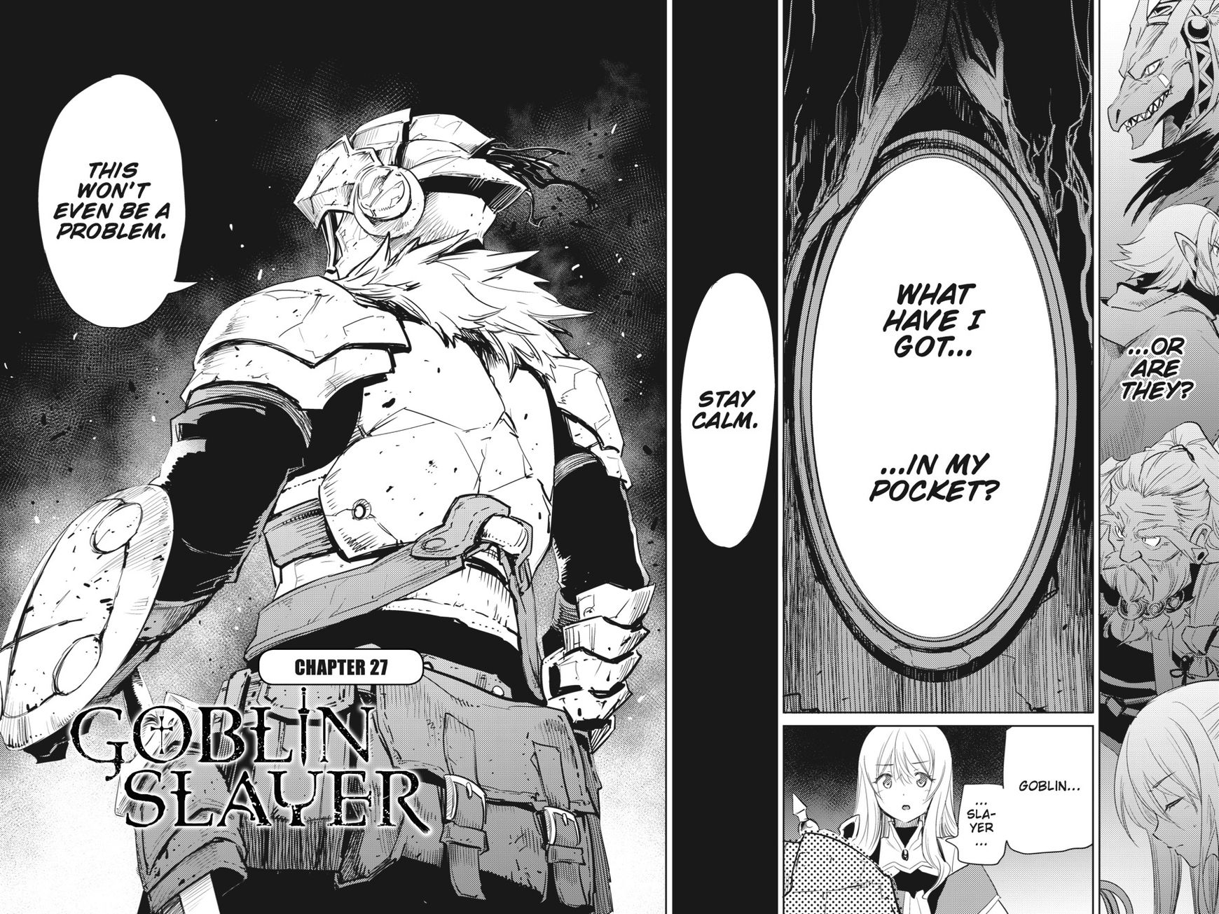 Goblin Slayer - chapter 27 - #3
