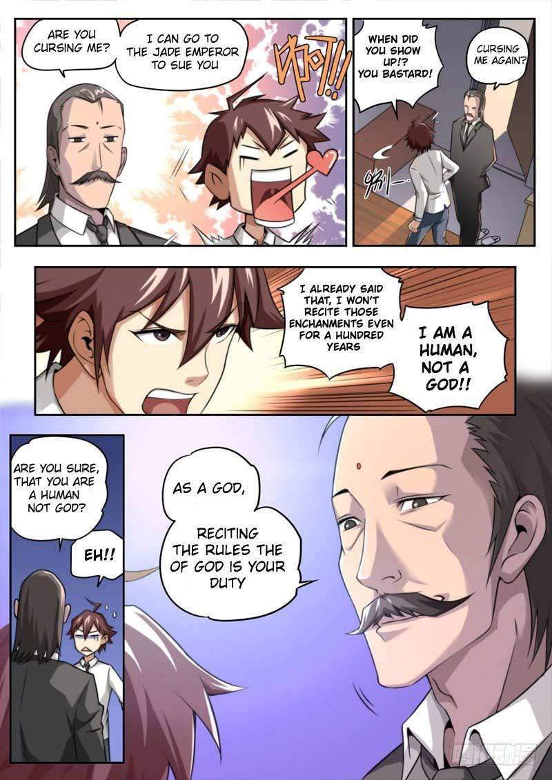 God at Random - chapter 12 - #3