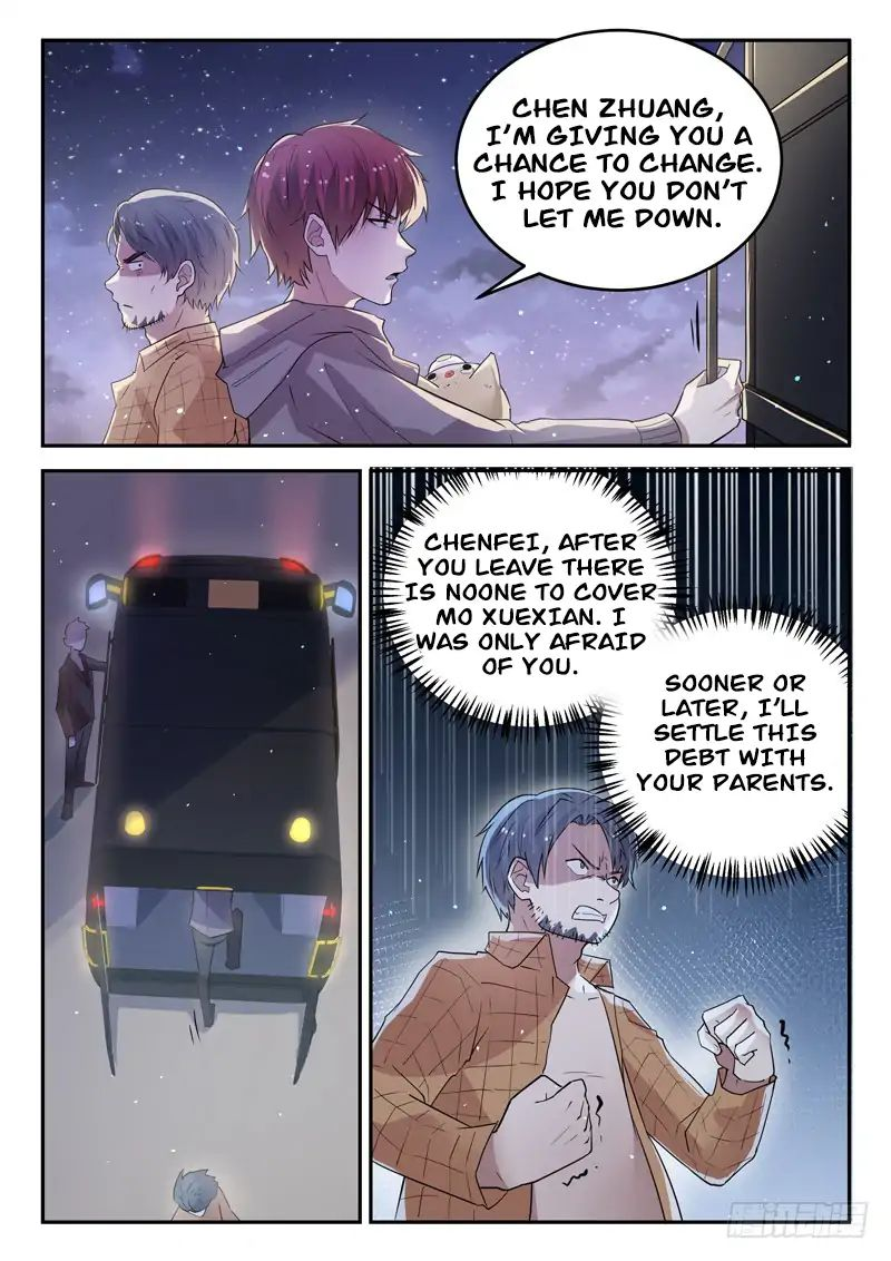 God of the City - chapter 29 - #3