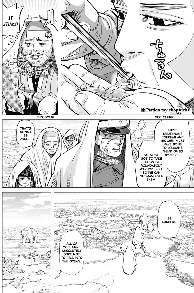 Golden Kamui - chapter 215 - #2