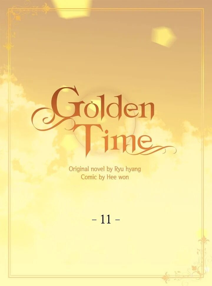 Golden Time - chapter 11 - #2