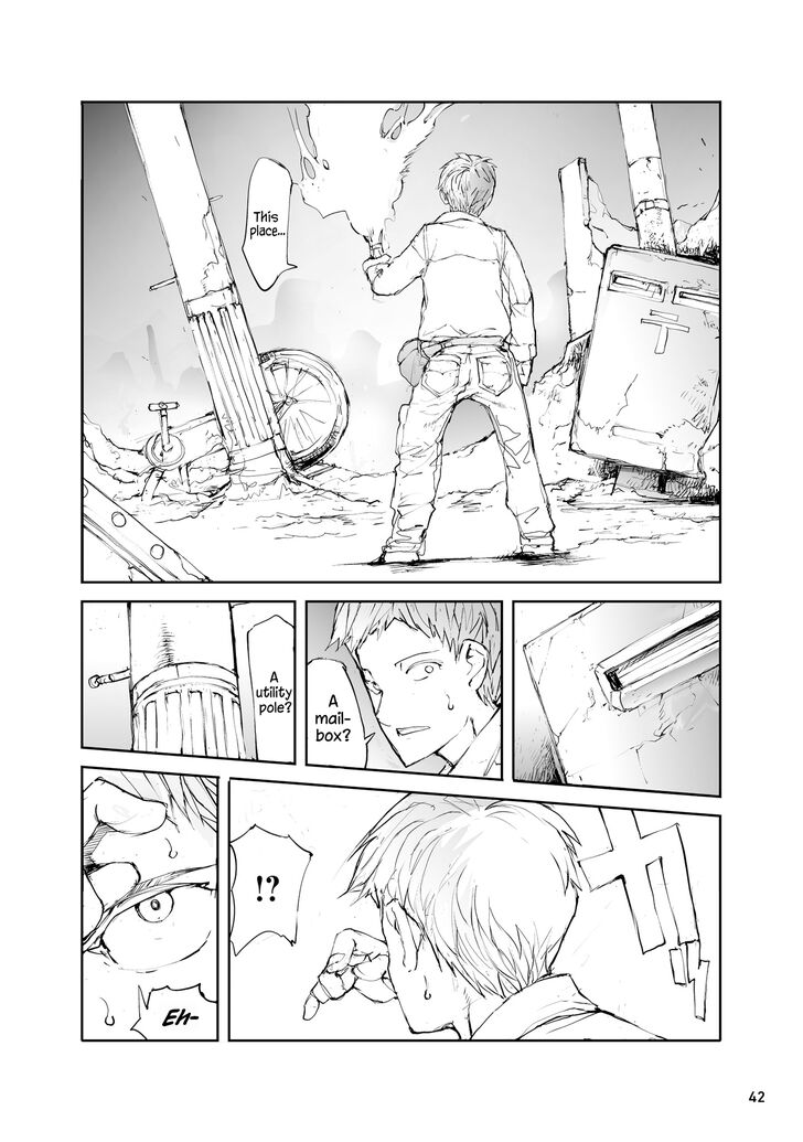 Handyman Saitou in Another World - chapter 32 - #2