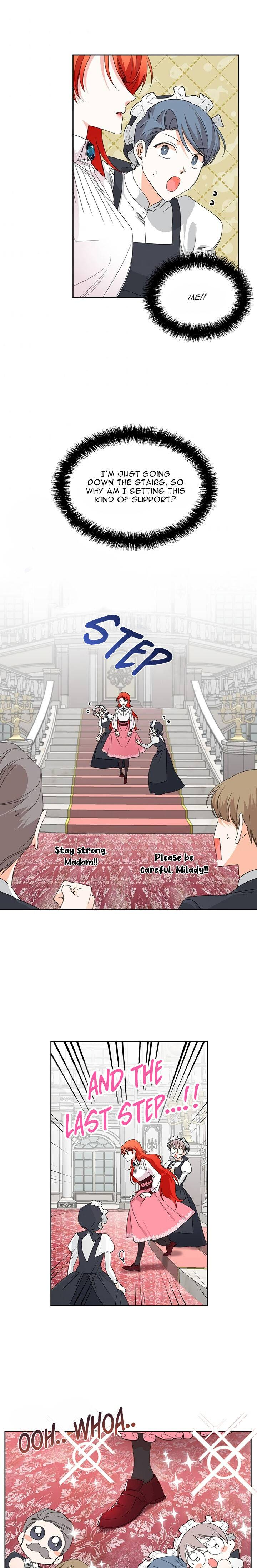 Happy Ending for the Time-Limited Villainess - chapter 31 - #2