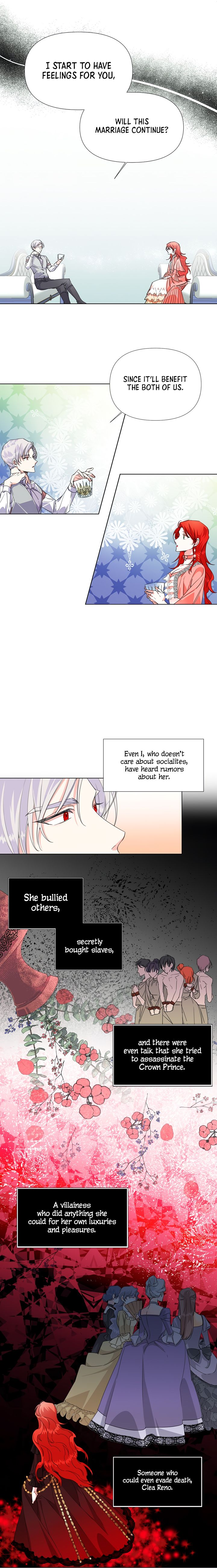 Happy Ending For The Time-Limited Villainess - chapter 4 - #2