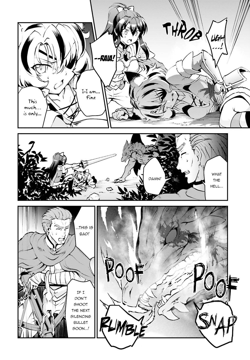 He Didn't Want to Be the Center of Attention, Hence, After Defeating the Demon Lord, He Became a Guild Master - chapter 5 - #3