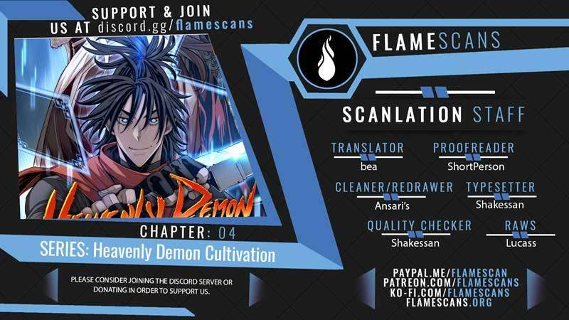 Heavenly Demon Cultivation Simulation - chapter 4 - #1