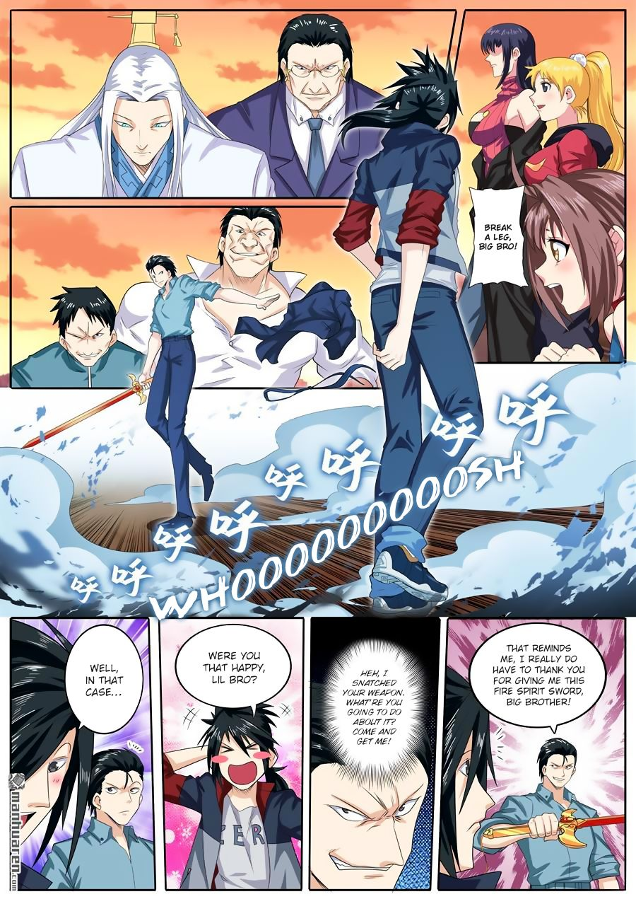 Hero? I Quit A Long Time Ago - chapter 116 - #3