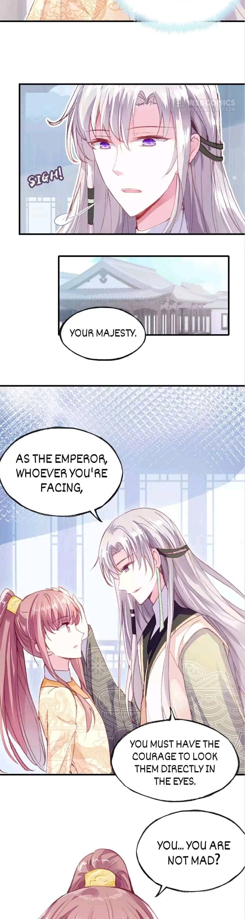 His Majesty Doesn't Want To Be Too Bossy - chapter 20 - #3
