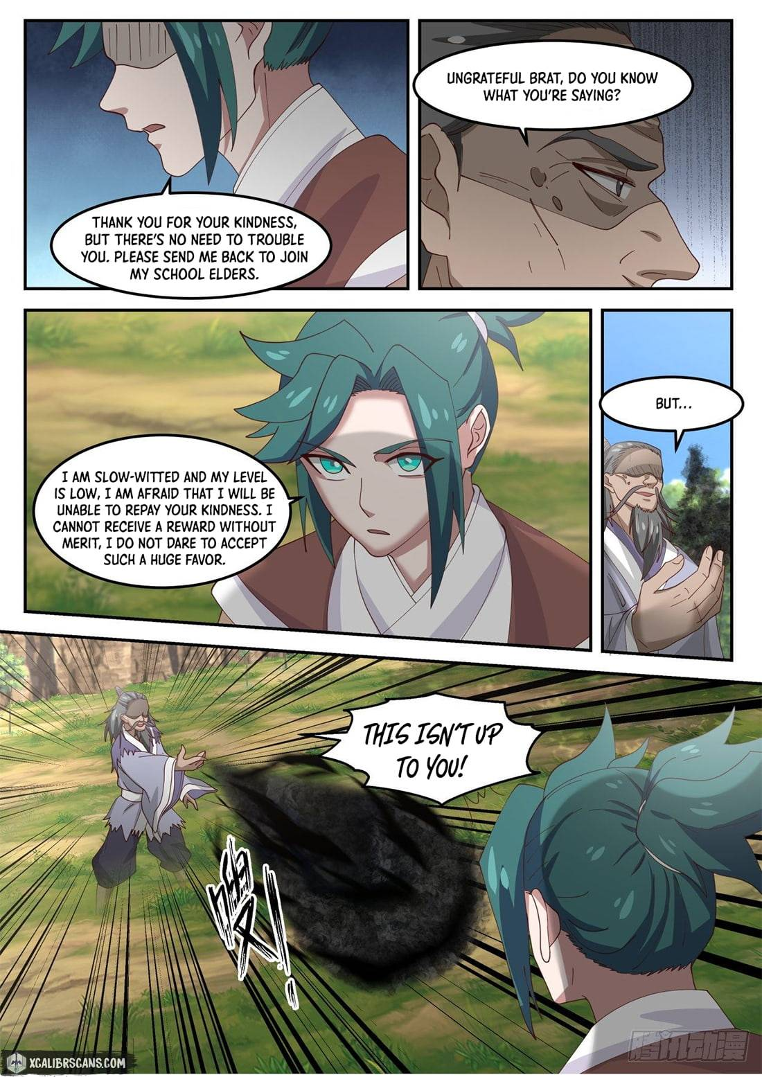 The First Ancestor In History - chapter 44 - #3