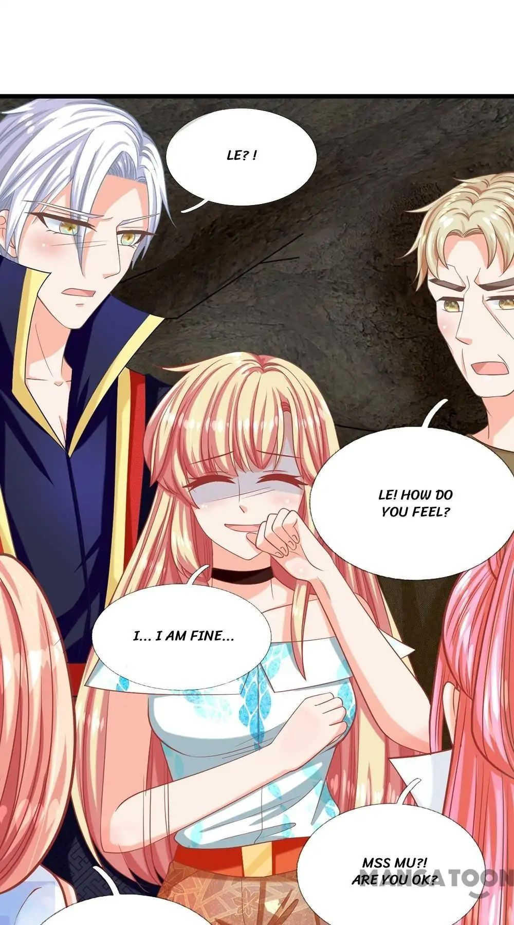 Holding Me Tightly, Ghost Sama - chapter 125 - #1