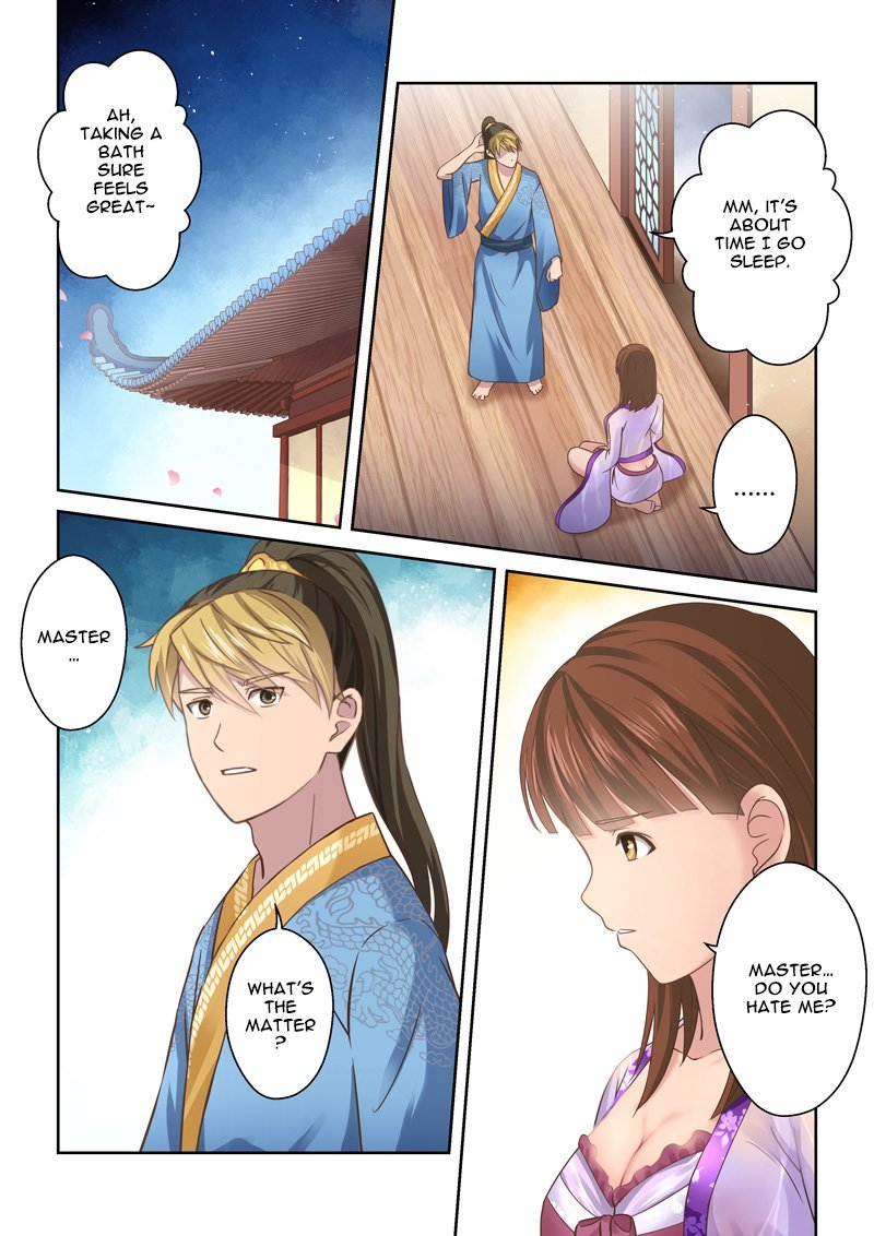 Holy Ancestor - chapter 106 - #2