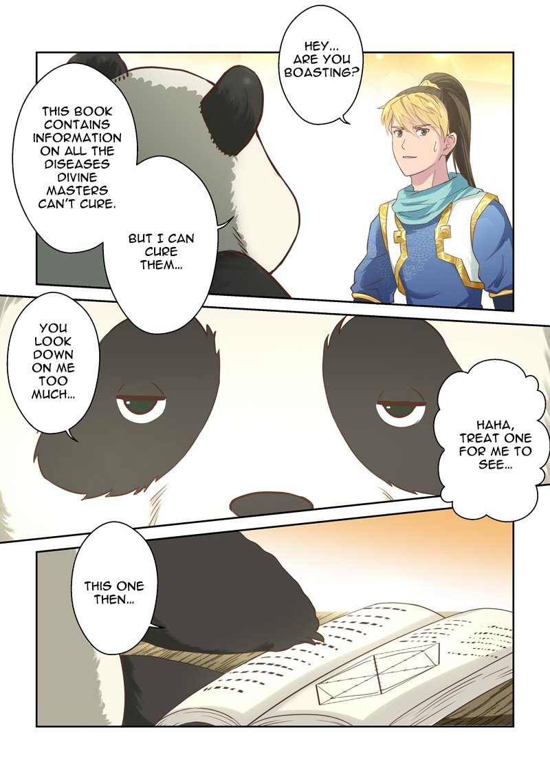 Holy Ancestor - chapter 111 - #3