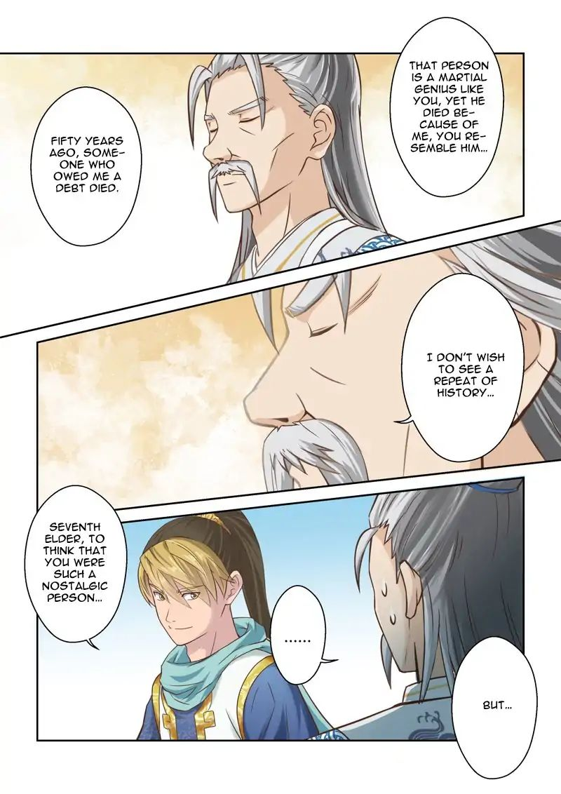 Holy Ancestor - chapter 116 - #2