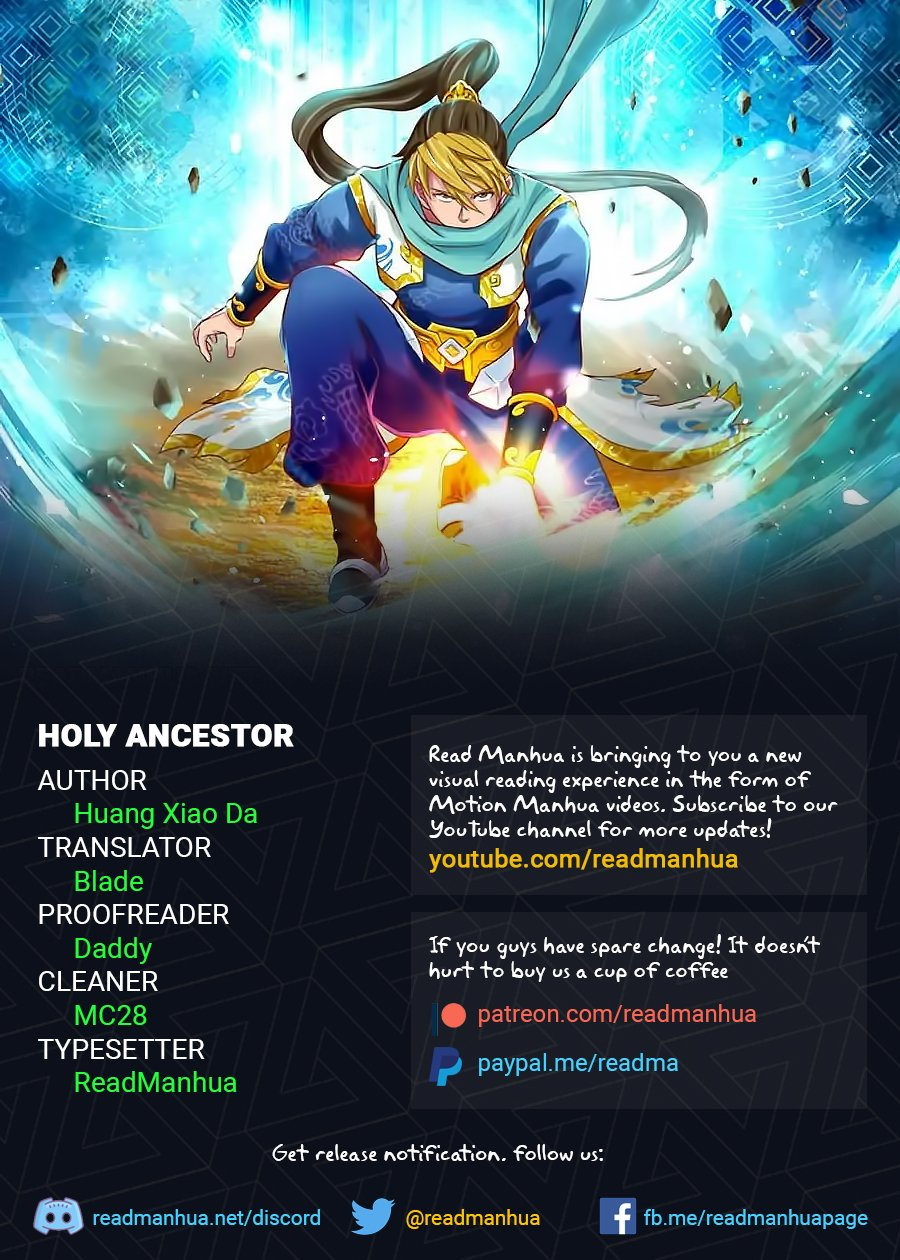 Holy Ancestor - chapter 12 - #1