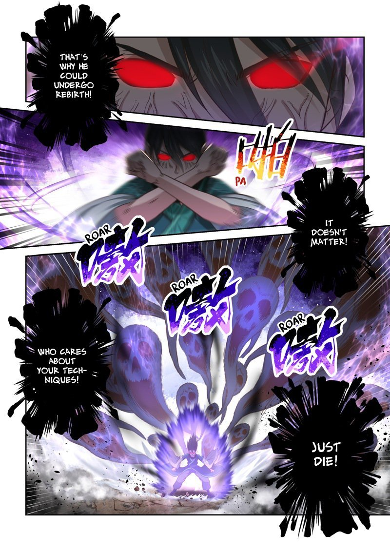 Holy Ancestor - chapter 123 - #2