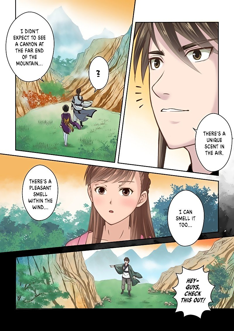 Holy Ancestor - chapter 143 - #3