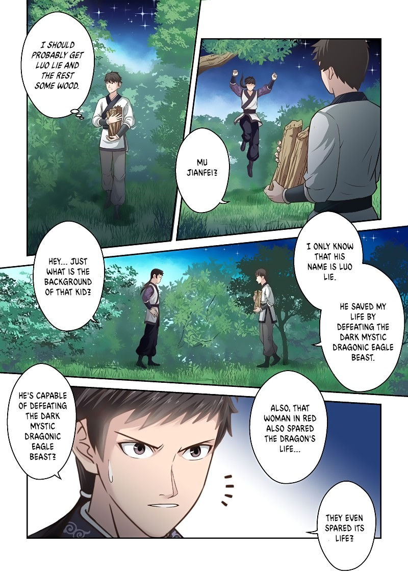 Holy Ancestor - chapter 145 - #2
