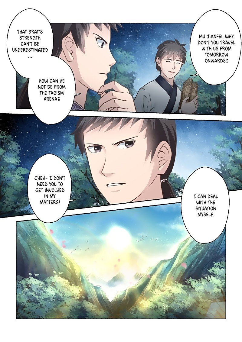 Holy Ancestor - chapter 145 - #3